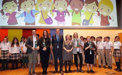 Torrelodones recoge uno de los Reconocimientos Infancia 2019