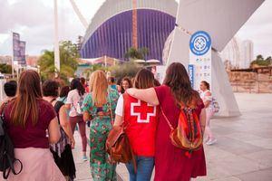 Cruz Roja hace balance de sus programas contra la violencia de género