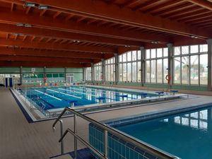 Finalizan las obras de remodelación de la antigua piscina cubierta