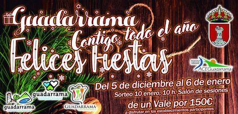Campaña navideña de promoción del comercio local