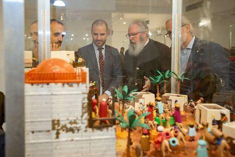 El universo Playmobil llega a Majadahonda por Navidad
