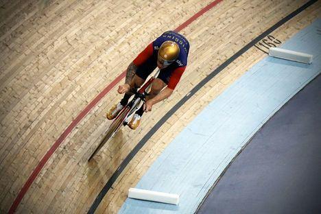 El velódromo, sede del Campeonato de España de Ciclismo Adaptado