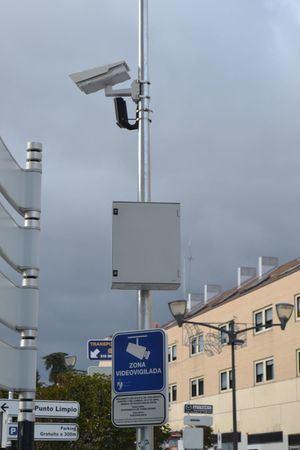 Cámaras de tráfico de Torrelodones: seguridad 24 horas