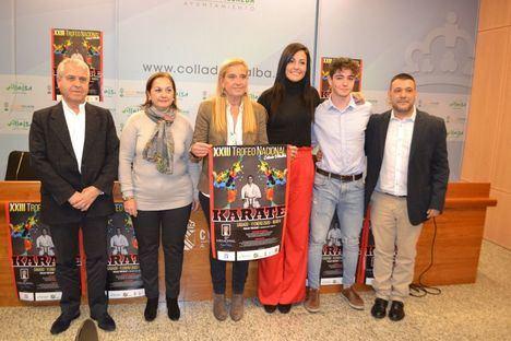 Collado Villalba celebra el XXIII Trofeo Internacional de Kárate