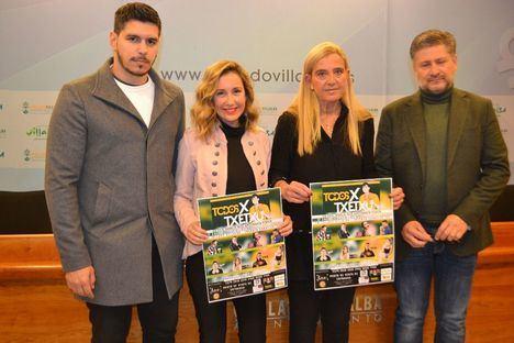 La Casa de Cultura acogerá el concierto solidario 'Todos por Txetxu'