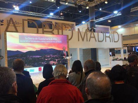 La Sierra de Guadarrama volverá a estar en FITUR
