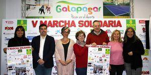 La V Marcha Solidaria recaudará fondos a favor de ACTU