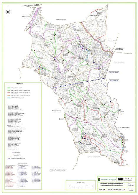 Presentado el Inventario Municipal de Caminos Públicos