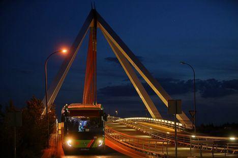 Arranca la experiencia de paradas a demanda en la línea N903 de autobuses