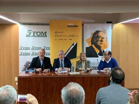 Vargas Llosa se hace con el Premio Francisco Umbral