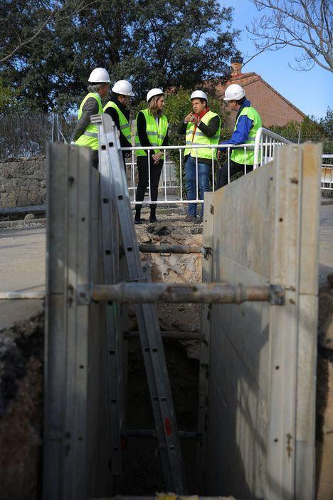 El Plan Sanea intervendrá en 22 kilómetros de la red de saneamiento
