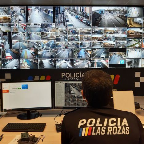 Dos detenidos por un robo gracias a las cámaras de videovigilancia