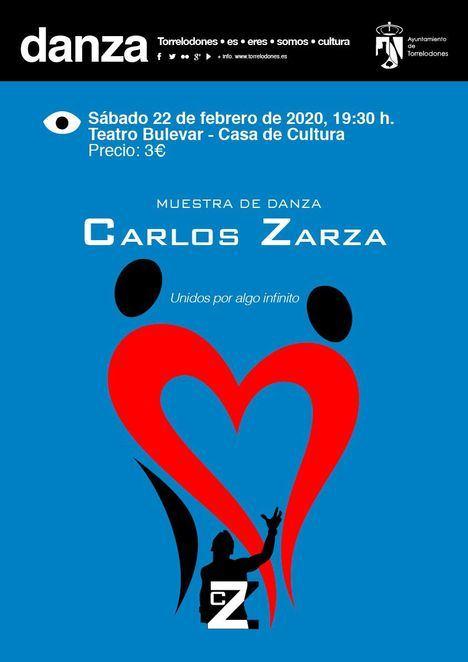 La danza de Torrelodones se reúne en la Muestra Carlos Zarza