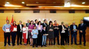 La Comunidad entrega sus premios con motivo del Día Europeo del 112