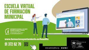 Boadilla crea una Escuela Virtual de Formación