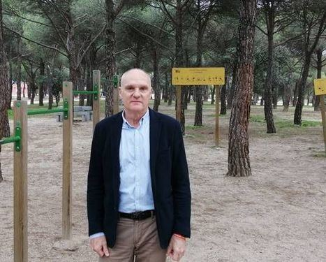 Ciudadanos propone iluminar las rutas de running de Navalcarbón