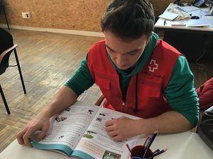 Programa de Cruz Roja para menores en riesgo de exclusión social