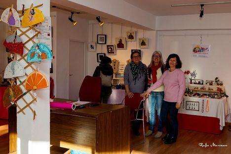 Los artesanos de ArteVillalba reivindican su lugar