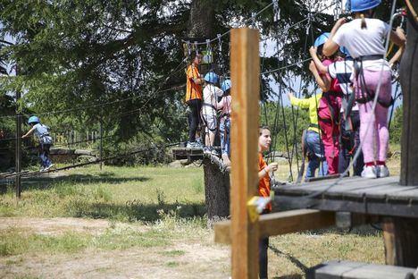 Abiertas las preinscripciones para los Campamentos de Verano