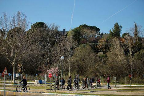 Casi 1.500 escolares pasan anualmente por el Parque de Seguridad Vial