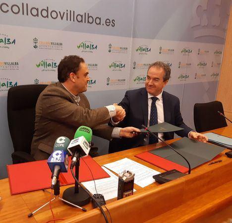 Firmado el contrato para el nuevo contrato de basuras