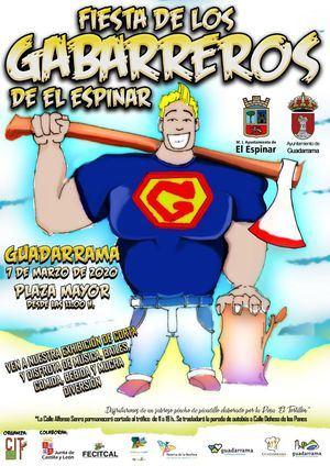 Los gabarreros de El Espinar 'bajan' hasta Guadarrama el sábado