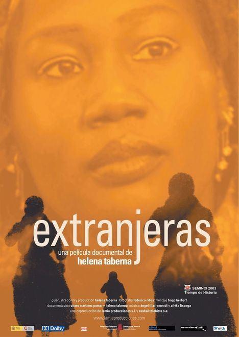 CineGlub presenta 'Extranjeras' con su directora, Helena Taberna