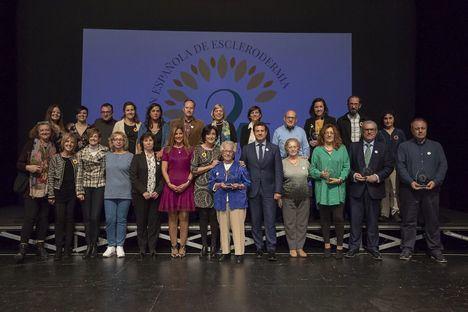 25 años de la Asociación Española de Esclerodermia en Las Rozas