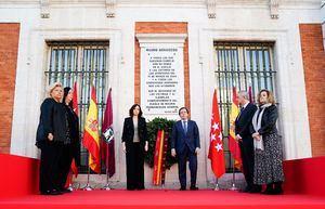 Las víctimas del 11-M, un año más en el recuerdo de todos los madrileños