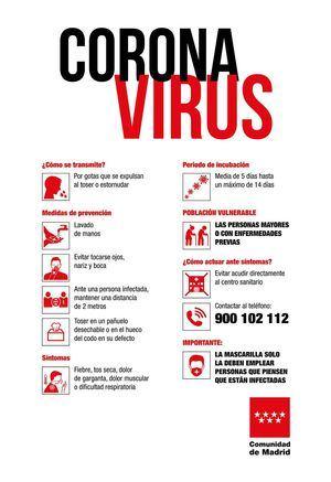 Guadarrama toma nuevas medidas para frenar la expansión del coronavirus