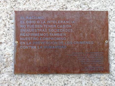 Félix López y la recuperación de la memoria del Holocausto