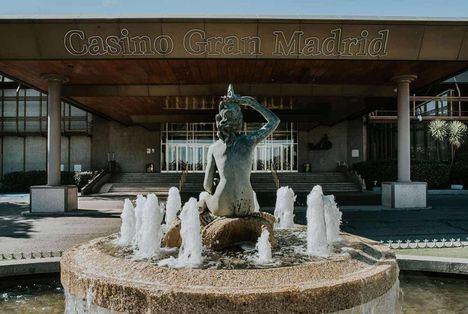 Casino Gran Madrid cierra temporalmente sus instalaciones