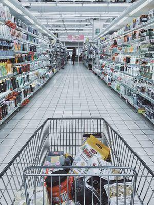 Los trabajadores de los supermercados piden medios de protección personal