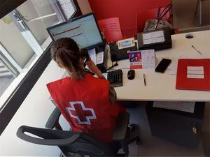 Las Asambleas de Cruz Roja siguen abiertas para quienes las necesiten