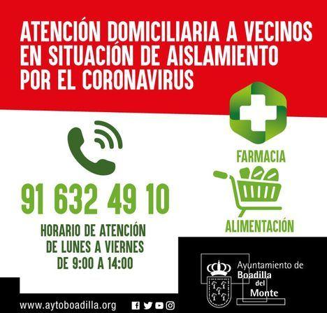 Servicio de compras y gestiones a personas aisladas en situación de vulnerabilidad