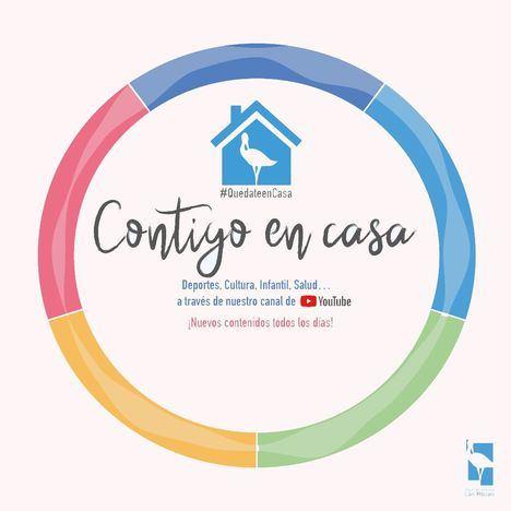 Las Rozas lanza Contigo en Casa, un canal con propuestas deportivas, culturales y de salud