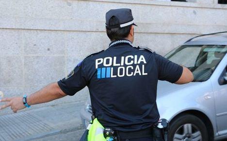 La Policía Local sanciona a 114 personas en la primera semana del estado de alarma