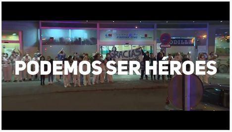 Homenaje en vídeo a los héroes anónimos del COVID-19