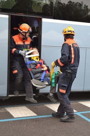 Un sistema pionero de seguridad para el rescate de viajeros