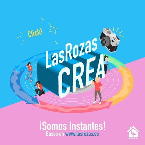 Las Rozas convoca el concurso fotográfico #LasRozasCrea