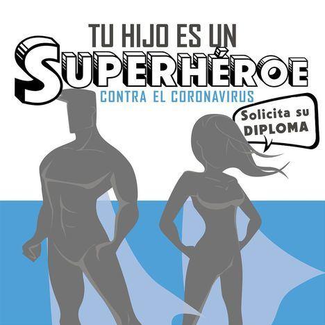 Un diploma para los 'superhéroes' de la cuarentena