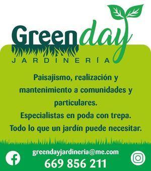 Green Day ofrece sus servicios para la desinfección de zonas comunes