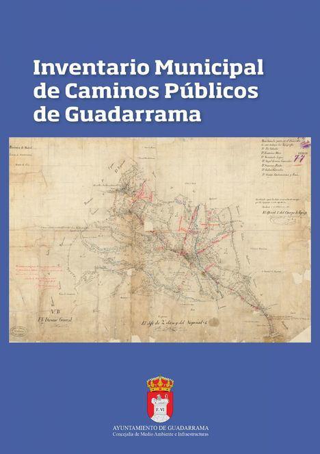 Guadarrama facilita el acceso digital a su Inventario Municipal de Caminos