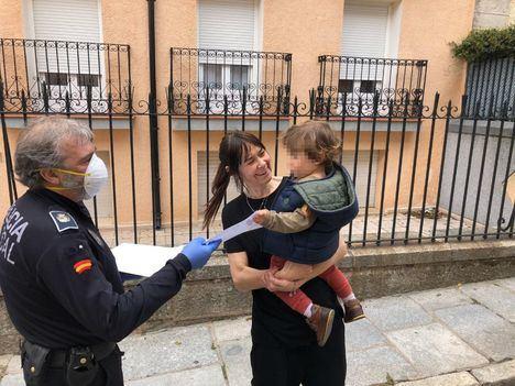 Diplomas de buen comportamiento a más de 500 niños del municipio