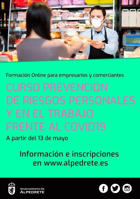 Alpedrete ofrece formación gratuita para PYMES y emprendedores