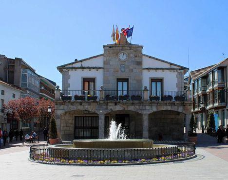 Galapagar estudia peatonalizar su casco histórico