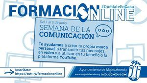Majadahonda ofrece cursos on line de comunicación y marca personal