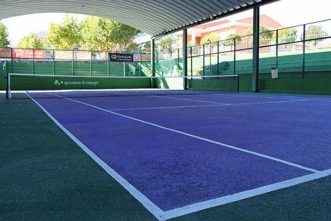 Galapagar reabre varias instalaciones del Polideportivo Municipal