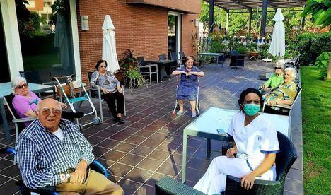 Las Residencias ORPEA comienzan el proceso gradual de desconfinamiento