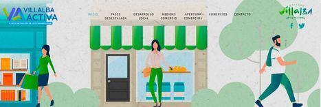 Collado Villalba presenta un nuevo espacio online para reactivar el comercio local